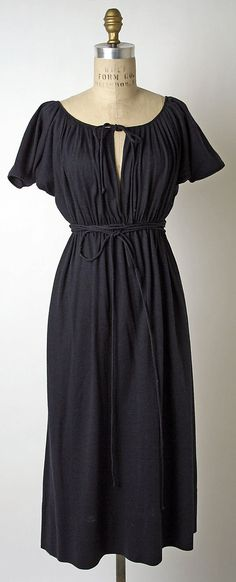 Manufacturer:     Townley Frocks (American) Date:     1946 Culture:     American Medium:     wool