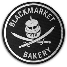 Find Not Ketchup at Blackmarket Bakery, Costa Mesa CA (and get one of their amazing croissants or pastries while you're there)