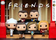 Happy Friends Day - by @princematiyo (who you should be following) Available from link in our bio #Friends #FriendsDay #funko #funkopop #funkofunatic #popvinyls #vinyl #collection by popvinyl