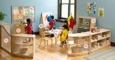 art corner for preschoolers - Buscar con Google