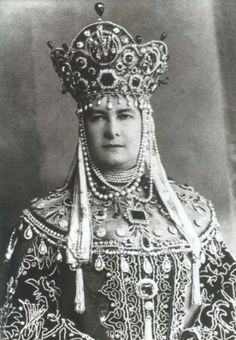 Grand Duchess Maria Pavlovna, 1903.