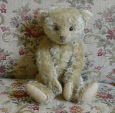Ernie by teddybearswednesday on Etsy
