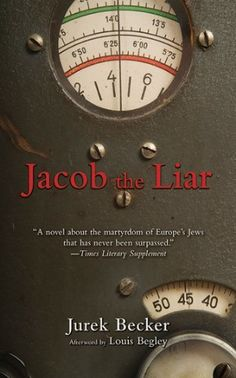 Trapped in the Łódź Ghetto in 1944, Jacob Heym hears a radio broadcast offering a sliver of hope...