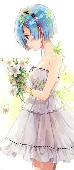 Re: Zero kara Hajimeru Isekai Seikatsu Rem Anime Chibi, Manga Anime, Manga Kawaii, Art Anime, Anime Artwork, Kawaii Anime Girl, Anime Girl Cute, Beautiful Anime Girl, Manga Drawing