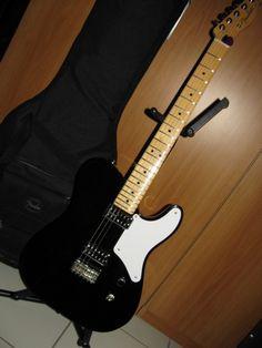 Fender Telecaster Cabronita  accessori