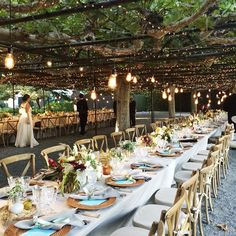 Dream wedding setting. Couldn't be happier to be a part of #wands14 !!