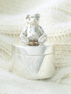 sterling silver tooth box French Nursery, Tooth Box, Ralph Lauren Logo, Baby Shower Gifts, Teeth, Personalized Items, Sterling Silver, Luxury, Kids