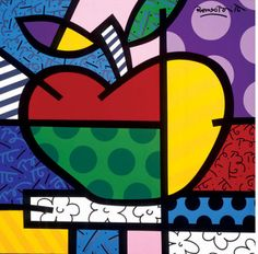 braz.nu | The art of Romero Britto #Brazilian Artist