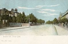 London, Forest Gate, Romford Road in the 1900's.jpg (900×588)