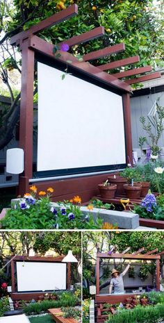 20 Cool DIY Yard Furniture Ideas 2019 Build an Outdoor Theater in Your Yard. The post 20 Cool DIY Yard Furniture Ideas 2019 appeared first on Backyard Diy. Diy Yard Furniture, Furniture Ideas, Outdoor Furniture, Furniture Websites, Furniture Dolly, Furniture Chairs, Furniture Online, Woodworking Furniture, Antique Furniture