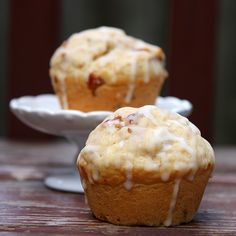Maple Bacon Muffins - On Sugar Mountain- MOPS FOOD