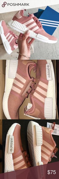 Pink Salmon esition NMD fashion r1 trending adidas  TRENDY AMIGO STORE   www.trendyamigostore.com •All sizes available for women/men  •Free shipping in US only •All of our shoes run true on the size   Get $10 off when you subscribe to the website's newsletter and purchase with promo code: tas10 adidas Shoes Athletic Shoes