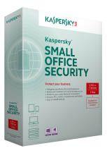 Nueva versión del software Kaspersky Small Office Security