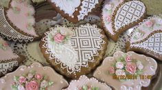 decorated Mothers day cookie