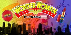 Another reason to go with MAC is their limited edition collections. They always have fun packaging and brand new colours!!! I loved the Wonder Woman collection it came out in spring 2011!