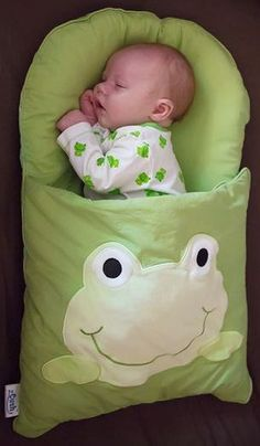 Infant Nap Cocoon //