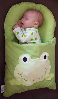 Infant Nap Cocoon //