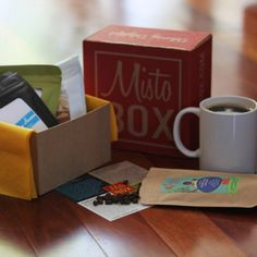 MistoBox Coffee Subscription