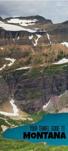 Travel Guide to Montana   glaciermt.com