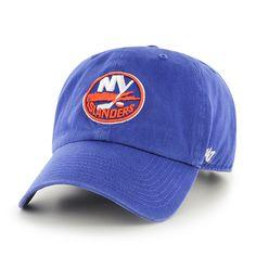 New York Islanders Clean Up Royal 47 Brand Adjustable Hat