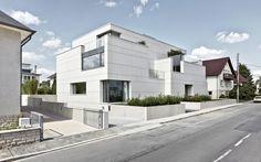 EQUITONE facade materials. Housing Building in Luxemburg / Metaform Architecture. www.equitone.com