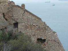 Deterioro en fortalezas de cartagena, el tiempo no perdona