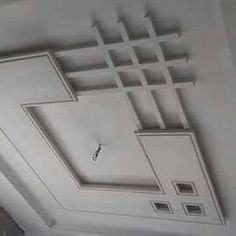 All About a False Ceiling And Its Benefits - False Ceiling Ideas - Plaster Ceiling Design, Gypsum Ceiling Design, House Ceiling Design, Ceiling Design Living Room, False Ceiling Living Room, Bedroom False Ceiling Design, Ceiling Light Design, Home Ceiling, Modern Ceiling
