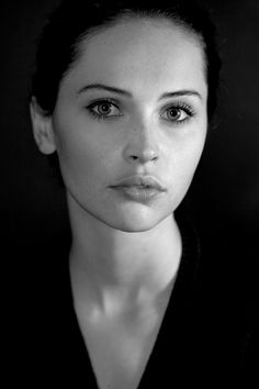 Felicity Jones may have just moved up on my list as a possible (perfect) Ana Steele.