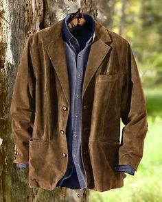 Washable Suede Jacket | ManStyle | Pinterest | Suede jacket