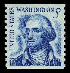 United States Master Collection, Scott 1304, George Washington
