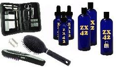 Zx42 Extreme Hair Restorations Kit Three Month Supply   Beauty Secret