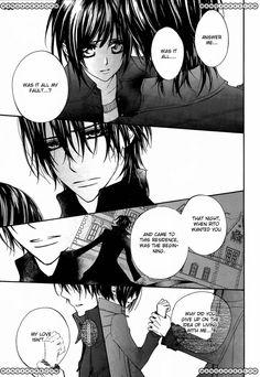 Vampire Knight 89 Page 36