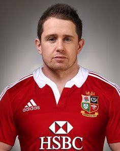 Shane Williams - Rugby Union Player. 2008.
