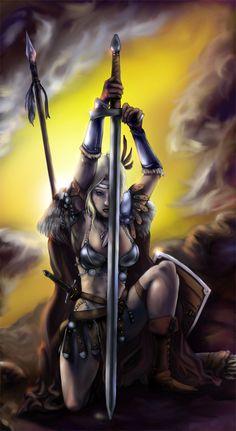 Αποτέλεσμα εικόνας για viking and valkyrie