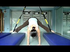 TRX Straddle Press Up to Pike. Trying tonight.   Full pike to start, and straddle down and back up. Pike to down.