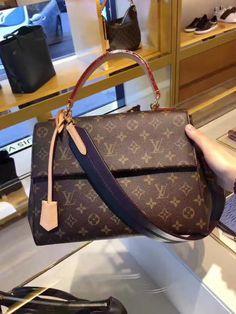 Louis Vuitton Monogram Cluny MM Bag M43236 Bourgogne #lv #cluny #m43236