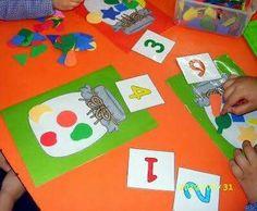 matemáticas para preescolar