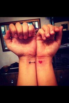 Bf gf for Bf gf matching tattoos