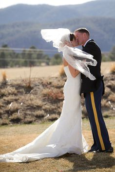 as much as I don't want a military ceremony, the photos are amazing :)