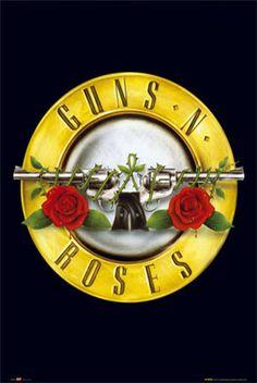 Guns N Roses Póster en AllPosters.es