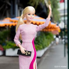 Today's look is stopping traffic! This pink @roksandailincic dress and…
