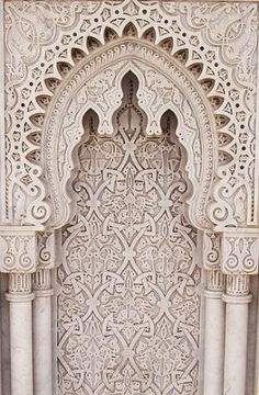 Mausoleum of Mohammed V An arabesque at the Mausoleum of Mohammed V in Morocco photographed by Reena Azim Negi.An arabesque at the Mausoleum of Mohammed V in Morocco photographed by Reena Azim Negi. Architecture Design, Indian Architecture, Beautiful Architecture, Online Architecture, Mosque Architecture, Architecture Sketches, Architecture Background, Architecture Wallpaper, Moroccan Pattern