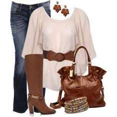 Saturday Shopping, created by lindakol on Polyvore