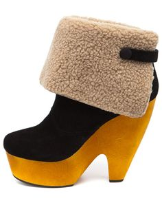 Messeca 'Julieta' Suede Ankle Boot