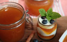 Yami Yami, Sweet Desserts, Kitchen Hacks, Panna Cotta, Food And Drink, Low Carb, Pudding, Homemade, Canning