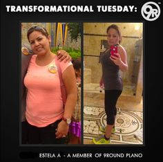 #TransformationalTuesday - here is a 9R member who has had amazing results. 9R Catskill can help you reach your fitness goals!!