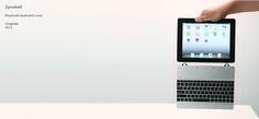 noble design | product design | design studio | zyroshell | bluetooth Keyboard \ tablet cover | tablet case |   \ uniglobe