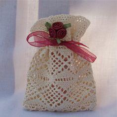 favor bag crochet