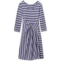 Athleta- I love this dress!  Looks GREAT with a pair of capri leggings and flat!  GREAT fit!