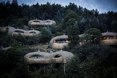 Discover our edit of destinations giving back to the environment for a conscious getaway, from eco lodges to luxury island villas. Plus, shop vacation essentials. Rwanda Travel, Africa Travel, Hotels And Resorts, Best Hotels, Unique Hotels, Luxury Hotels, Beach Resorts, Hotels In New York, Great Places
